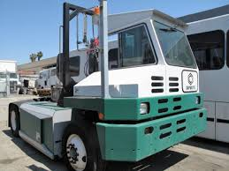 Rare Electric Yard Spotter Truck Over 250k New Never Used For Sale