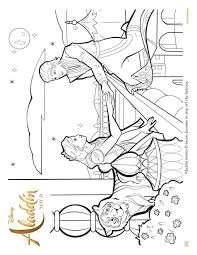 Showing 12 coloring pages related to jasmine. Genie From Aladdin Coloring Pages Page 1 Line 17qq Com