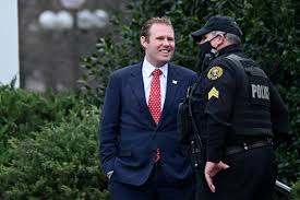 Us president donald trump's eldest son, donald trump jr, has been infected with the coronavirus, according to a. Andrew Giuliani Says He Has Best Chance To Take On Cuomo With 2022 Gubernatorial Bid