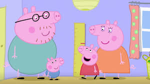 Peppa Pigs Height Know Your Meme