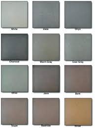 color concrete countertops absolutely concrete color