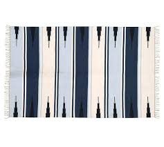 pottery barn se stripe synthetic indoor outdoor rug rugs reviews