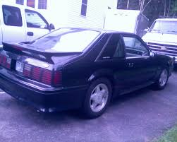 Anyone KNOW ?? 1985 Mustang GT Conv 4v ho 5sp w/ cobra emblem ...