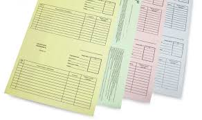 Печать бланков заказать печать фирменных бланков в Минске Печать бланков в это оперативное и качественное создание корпоративных документов частичного или полного заполнения
