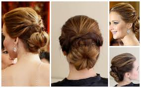 You Tube Hair Style jennifer lawrence oscars 2013 updo youtube 4006 by wearticles.com