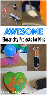 awesome electricity projects for kids static electricity 10 awesome electricity projects for kids
