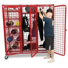 scuba dive locker storage system