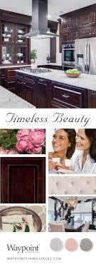 Dark Wood Kitchen Cabinets 25 Best Ideas About Cherry Kitchen Cabinets On Pinterest