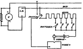 Welder Generator Wiring Diagram Lincoln 225 AC Welder Diagram