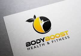 entry 7 for creative logo design body boost health fitness