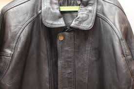 how to remove chewing gum from a leather jacket