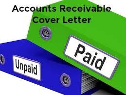 Sample Accounts Receivable Clerk Cover Letter Accounts Receivable Cover Letter