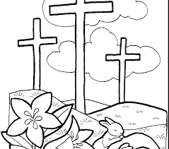 Religious Easter Coloring Pages Printable Coloring Pages Free