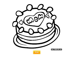 colorings to print. Plain Colorings Printable Motheru0027s Day Coloring Pages At TheColorcom Throughout Colorings To Print M