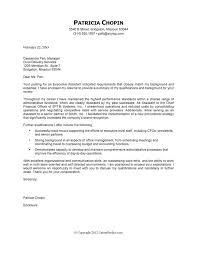 Administrative Assistant Cover Letter No Experience   Template Design SampleBusinessResume com