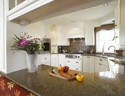 Plan De Travail Granito Luxe Blanche Armoire Cuisine Bois érable Granit