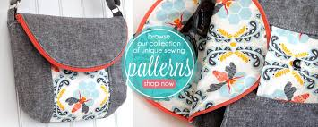 Handbag Patterns Best Emmaline Bags Sewing Patterns And Bag Hardware