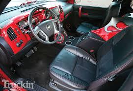 2008 Chevy Silverado - 24 Inch Rims - Truckin' Magazine