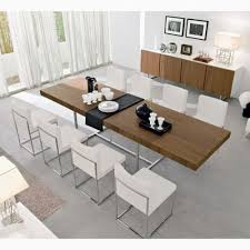 dark wood and gl dining table top dining room cool ideas for dining room decoration using