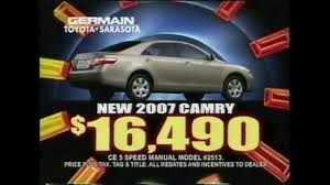 Toyota National Clearance Sale commercial (2006) - YouTube