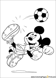 Small Picture 48 best Soccer Coloring Pages images on Pinterest Coloring pages