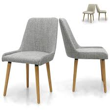 dining chairs modern design. capri modern upholstered dining chairs (pair) design h