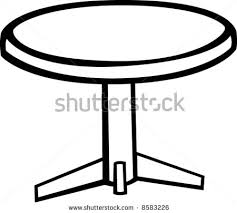 round table clipart black and white. clipart info round table black and white panda