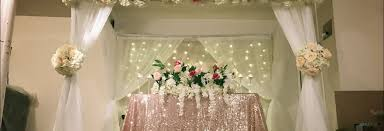 diy canopy and stage backdrop decor diy fl decor diy wedding decor diy pvc pipe canopy decor beauty and fashion tips and ideas