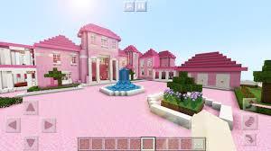 Ver más ideas sobre decoraciones minecraft, casas minecraft, minecraft. Pink House Minecraft Supermansion Girl Games Free For Android Apk Download