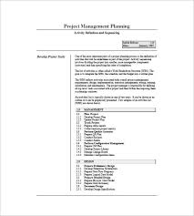 Sample Task List Template Project Management Project Task List Template 10 Free Word Excel Pdf