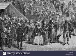 women led by stanislas marie maillard during french revolution stock photo women led by stanislas marie maillard during french revolution