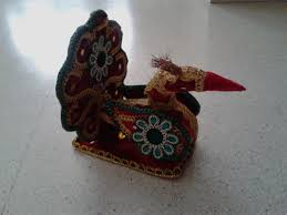 Decorative Nariyal Designs Wedding Decorations Chittara