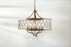 chandeliers metal lattice drum chandelier pendants