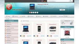 Ecommerce Website Templates Magnificent 28 Best Free ECommerce Website Templates Designpixy