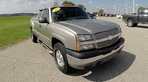 2003 Chevrolet Silverado 1500 LS Quadrasteer|P9841B - YouTube