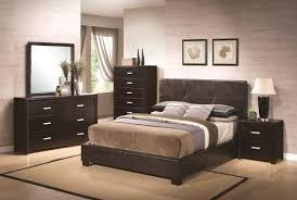 Bedroom : Simple Ikea Master Bedroom Furniture Furniture Dark Brown  Bedstead Chest Of Storage Drawer Headboard Mirror Light Brown Carpet Wooden  Laminate ...
