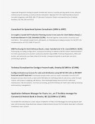 Resume Builder Template 2018