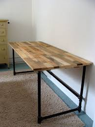wooden desk ideas. Perfect Wood Desk Ideas The 25 Best About Wooden On Pinterest Rustic N