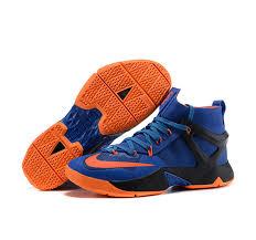 lebron shoes 13. nike lebron james 13 basketball shoes black blue orange | outlet on sale,latest fashion