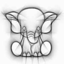 Elefante Animale Disegno Immagini Gratis Su Pixabay
