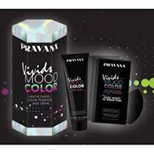 amazon pravana s mood heat activated hair color kit new beauty