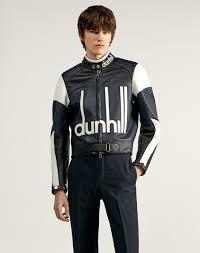 dunhill motorsport jacket biker jackets man f
