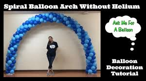 Ark Balloon Design 3 Ways To Make A Balloon Arch Wikihow