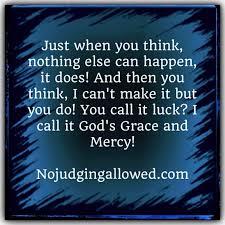 Quotes About Grace Of God 40 Quotes Unique God's Grace Quotes