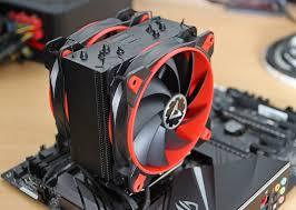 Обзор процессорного <b>кулера ARCTIC Freezer</b> 33 eSports Edition ...