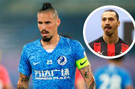Marek hamsik (born july 27, 1987) is a professional football player who competes for slovakia in world cup soccer. The Biggest Star Since Zlatan Behind Hamsik S Surreal Move From China To Sweden Goal Com