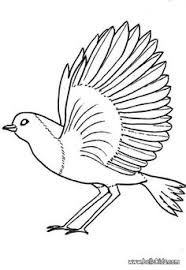 Small Picture Big Bird Flying Coloring Page Kids Coloring Pages Pinterest