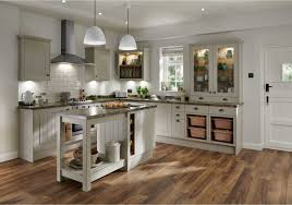 Stone Kitchen Burford Tongue Groove Stone Traditional Kitchen From Howdens
