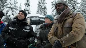 Love Movie Quotes Simple The Mountain Between Us' Brought Subzero Temps And Cold Food But