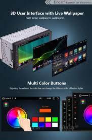 EINCAR Android 10.0 Car Radio Player ...